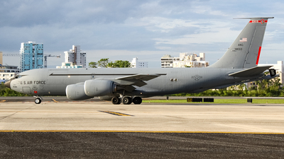 63-8013 - Boeing KC-135R Stratotanker - United States - US Air Force (USAF)