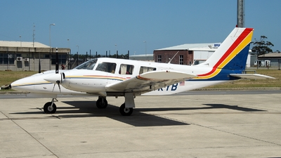 ZS-KYB - Piper PA-34-200T Seneca II - Private