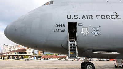 70-0448 - Lockheed C-5A Galaxy - United States - US Air Force (USAF)