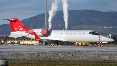 OY-MIR - Bombardier Learjet 60XR - Private