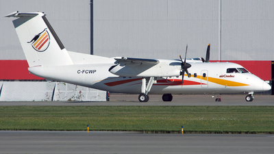 C-FCWP - Bombardier Dash 8-102 - Air Creebec