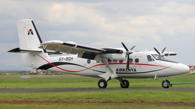 5Y-BGH - De Havilland Canada DHC-6-200 Twin Otter - Air Kenya