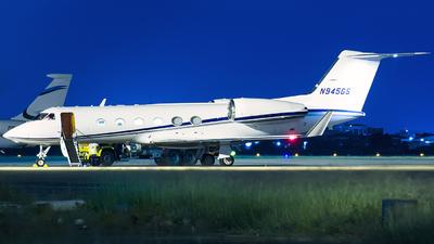 N945GS - Gulfstream G-IV(SP) - Private