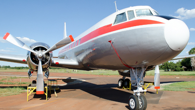 ZS-BRV - Convair C-131D Samaritan - Private