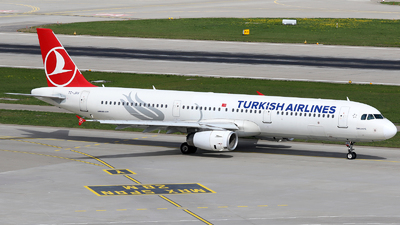 A picture of TCJRV - Airbus A321231 - Turkish Airlines - © Mihai Crisan