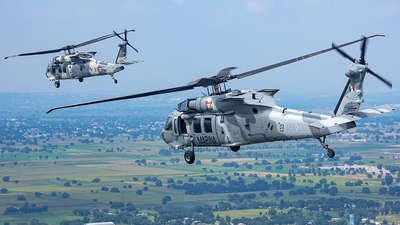 ANX-2306 - Sikorsky UH-60M Blackhawk - Mexico - Navy