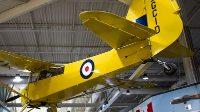 C-GCID - Auster AOP6 - Canadian Warplane Heritage Museum