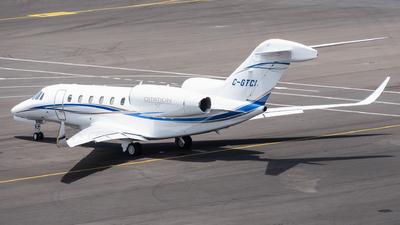 C-GTCI - Cessna 750 Citation X - Execaire