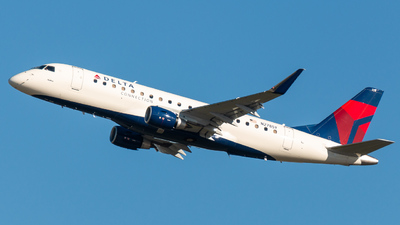 N278SY - Embraer 170-200LR - Delta Connection (SkyWest Airlines)