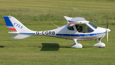 G-CGRB - Flight Design CTLS - Private