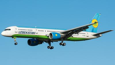 A picture of VPBUH - Boeing 757231 - [30339] - © Nicholas Carmassi