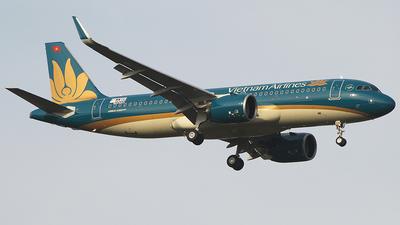 F-WWIU - Airbus A320-271N - Vietnam Airlines