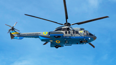 12 - Airbus Helicopters H225LP - Ukraine - National Guard