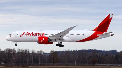 A picture of N792AV - Boeing 7878 Dreamliner - Avianca - © Roland Brei - RFotomoments