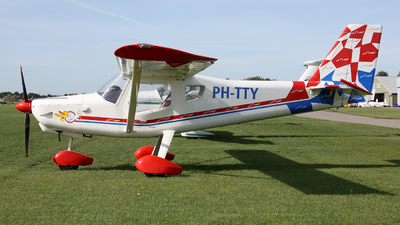 PH-TTY - Ultravia Pelican PL - Private