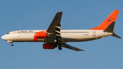 TC-APU - Boeing 737-82R - Kam Air (Pegasus Airlines)
