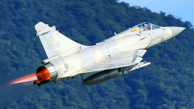 2022 - Dassault Mirage 2000-5EI - Taiwan - Air Force