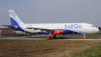 F-WWDG - Airbus A320-271N - IndiGo Airlines