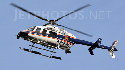 N605PD - Bell 407 - United States - Nassau County Police