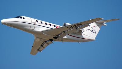 A picture of YUBTM - Cessna 650 Citation VII - [6507080] - © Buzu