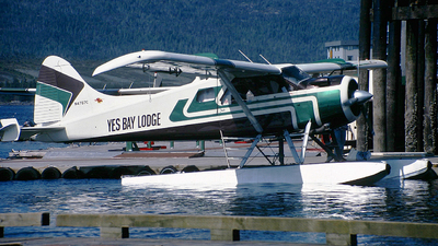 N4787C - De Havilland Canada DHC-2 Mk.I Beaver - Promech Air