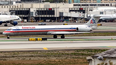 N14551 - McDonnell Douglas MD-82 - American Airlines