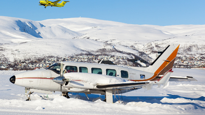 LN-ABZ - Piper PA-31-350 Navajo Chieftain - Fly Taxi Nord