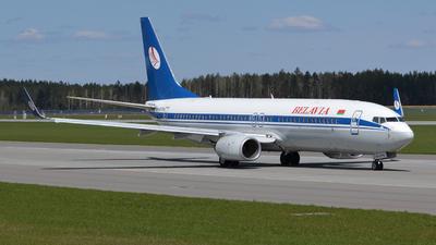 EW-437PA - Boeing 737-8K5 - Belavia Belarusian Airlines