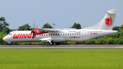PK-WHZ - ATR 72-212A(600) - Wings Air