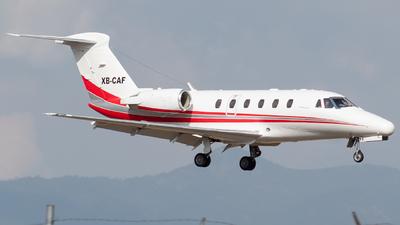 XB-CAF - Cessna 650 Citation III - Private