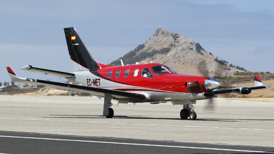 EC-MET - Socata TBM-900 - Private