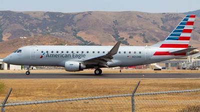 N212NN - Embraer 170-200LR - American Eagle (Envoy Air)