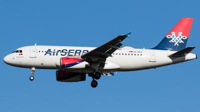 YU-APA - Airbus A319-132 - Air Serbia