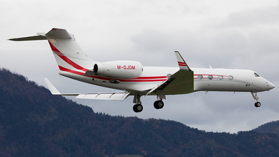 M-OJOM - Gulfstream G550 - Private