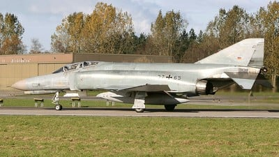 37-65 - McDonnell Douglas F-4F Phantom II - Germany - Air Force