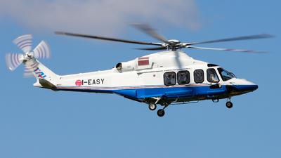 I-EASY - Agusta-Westland AW-139 - Agusta-Westland