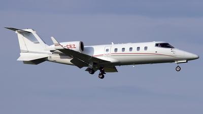 SP-CEZ - Bombardier Learjet 60 - Flyjet