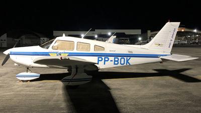 PP-BOK - Piper PA-28-161 Warrior II - Aero Club - Goiás