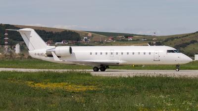 C-GIXT - Bombardier CRJ-200ER - Voyageur Airways