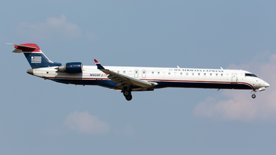 N909FJ - Bombardier CRJ-900ER - US Airways Express (Mesa Airlines)