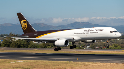 N456UP - Boeing 757-24A(PF) - United Parcel Service (UPS)