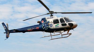PR-HEM - Eurocopter AS 350B2 Ecureuil - Brazil - Government of Parana