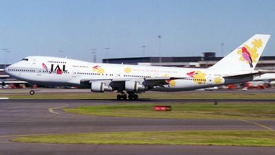 JA8150 - Boeing 747-246B - Japan Airlines (JAL)