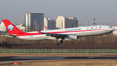 B-8690 - Airbus A330-343 - Sichuan Airlines