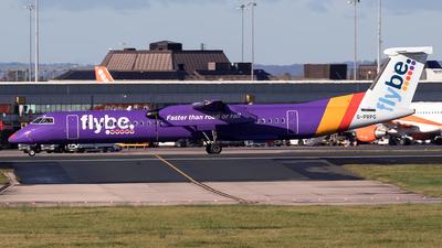 G-PRPG - Bombardier Dash 8-Q402 - Flybe