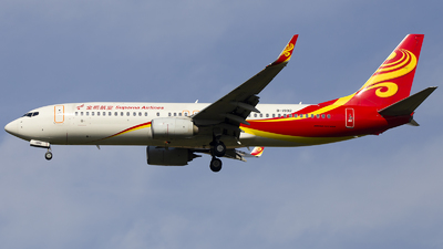 B-1992 - Boeing 737-84P - Suparna Airlines