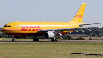 D-AEAD - Airbus A300B4-622R(F) - DHL (European Air Transport)