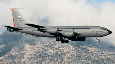 60-0367 - Boeing KC-135R Stratotanker - United States - US Air Force (USAF)