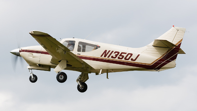 N1350J - Rockwell Commander 112 - Private