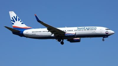 A picture of DASXV - Boeing 73786Q - [30272] - © D.Kleintz